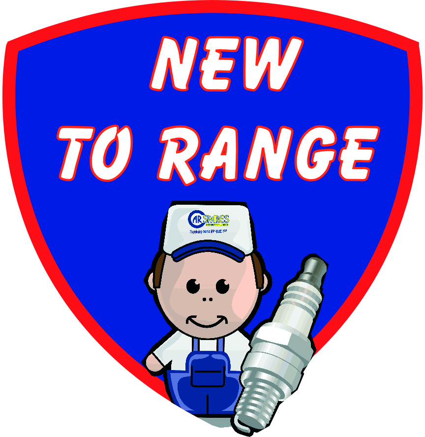 logo for New To Range - Wheel Trims - Top Quality - Trade Prices !!
