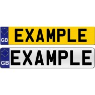Image for Number Plate