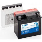 Image for Exide Genuine YTX5L-BS Motorbike Battery