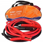Image for Heavy Duty 1000A Jump Leads 5M Long - Car, Van Commercial Starter Cables