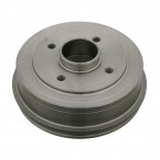 Image for 962324 Brake Drum (Single)-Renault Clio 98-04 180mm Dia