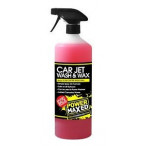 Image for Power Maxed JWWRTU Jet Wash And Wax Liquid Cleaner Ready To Use 1L