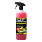 Image for Power Maxed WW1000RTU Jet Wash & Wax Liquid Cleaner 1L