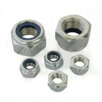 Image for Pearl WotNot PWN317 m10 x 1.5mm Pitch Lock Nuts