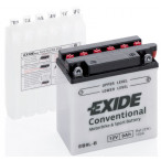 Image for Exide Genuine YB9L-B Motorbike Battery