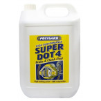 Image for Polygard Super DOT4 Brake And Clutch Fluid 5L