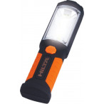 Image for Hilta HILT8007 8007 Hi-Vis Battery Torch with 3x AA Batteries