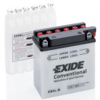 Image for Exide Genuine YB5L-B Motorbike Battery