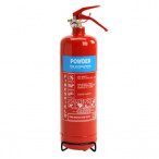 Image for Fire Extinguisher-1KG With Gauge Dry Powder