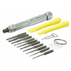 Image for Rolson 28603 15 Piece Mobile Phone Repair Tool