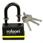 Image for Rolson 66526 65mm Waterproof Padlock