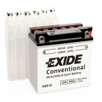 Image for Exide Genuine YB9-B Motorbike Battery