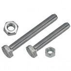 Image for Pearl WotNot PWN551 Ht S/Screws & Nuts m8 x75 1Pr