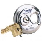 Image for Draper Expert 70Mm Diameter Stainless Steel Padlock And 2 Keys