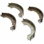 Image for FSB306 Equivalent Brake Shoe Set - Alfa Romeo 33 89-94