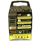Image for Rolson 59240 400Pc Rotary Tool Accessory Kit
