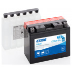 Image for Exide Genuine YT12B-BS Motorbike Battery