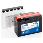 Image for Exide Genuine YTR4A-BS Motorbike Battery