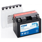 Image for Exide Genuine YTZ14-BS Motorbike Battery