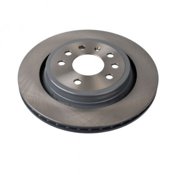 VAUXHALL VECTRA C  02 TWO REAR VENTED BRAKE DISCS AND A SET OF FOUR BRAKE PADS