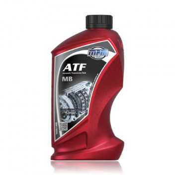 MPM Premium 16001MB ATF Automatic Transmission Fluid MB Mercedes Benz 5 and  6 Speed (1L Container)