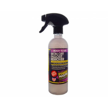 Image for Power Maxed PMFR500P1 0.5L Iron Off Fallout Remover 500ml RTU Ready To Use