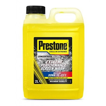 Image for Prestone Extreme Performance Concentrated Screenwash 2L PSCW0002A