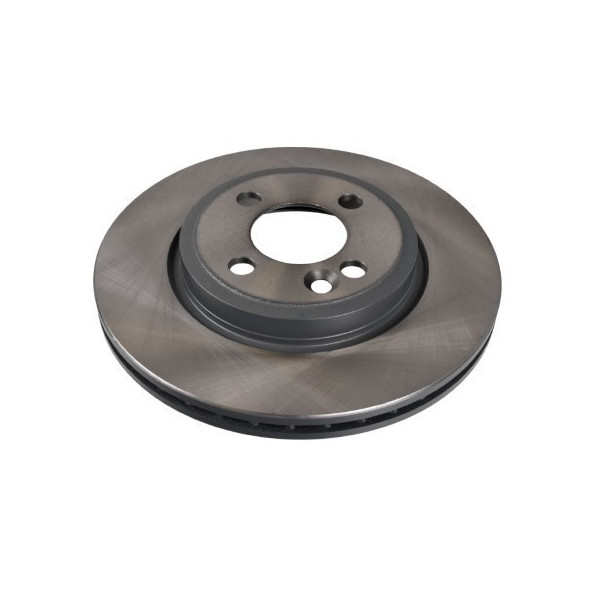 Mini Convertible 1.6 One 06//04 Front Brake Discs+Pads